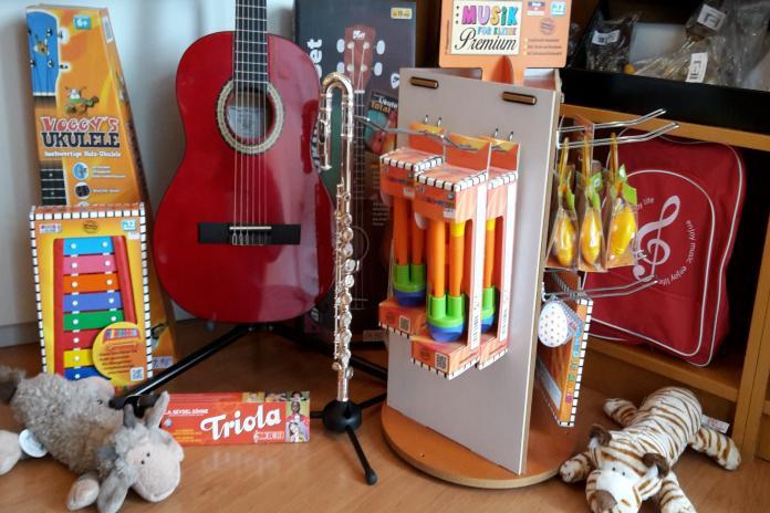 Musikhaus TonArt - Instrumente für Kinder