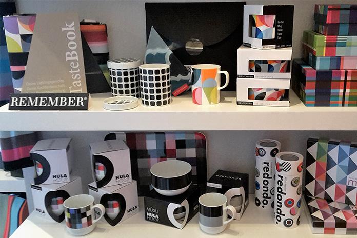Musikhaus TonArt - Geschenkideen für Liebhaber von Design der Marke Remember
